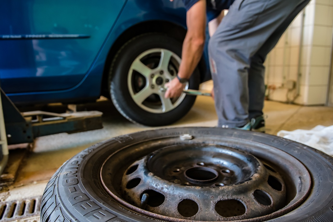 Protect Your Stored Tires